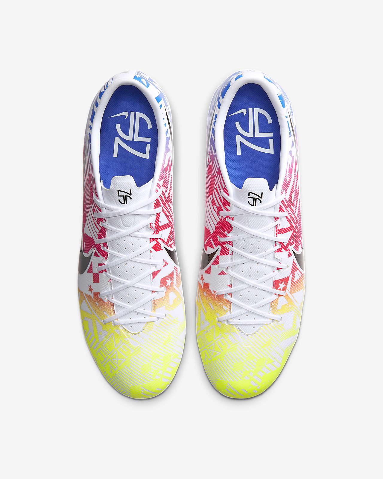 Giày đá bóng Nike Mercurial Vapor 13 Academy MG NJR Jogo Prismatico