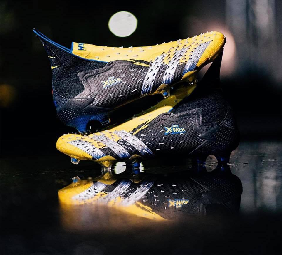 Giới thiệu giày đá bóng adidas Predator Freak Wolverine