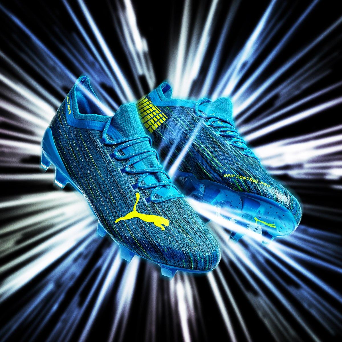Giày đá bóng Puma Ultra 'Speed of Light'