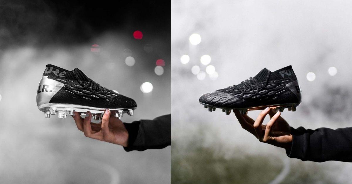 Puma kết hợp với BALR ra mắt giày đá banh Future 6.1 phiên bản giới hạn