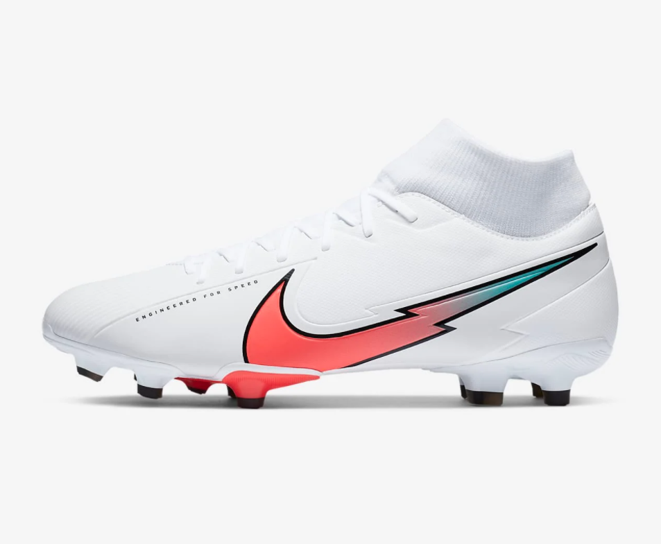 Giày đá banh Nike Mercurial Superfly 7 Academy MG The Flash Crimson
