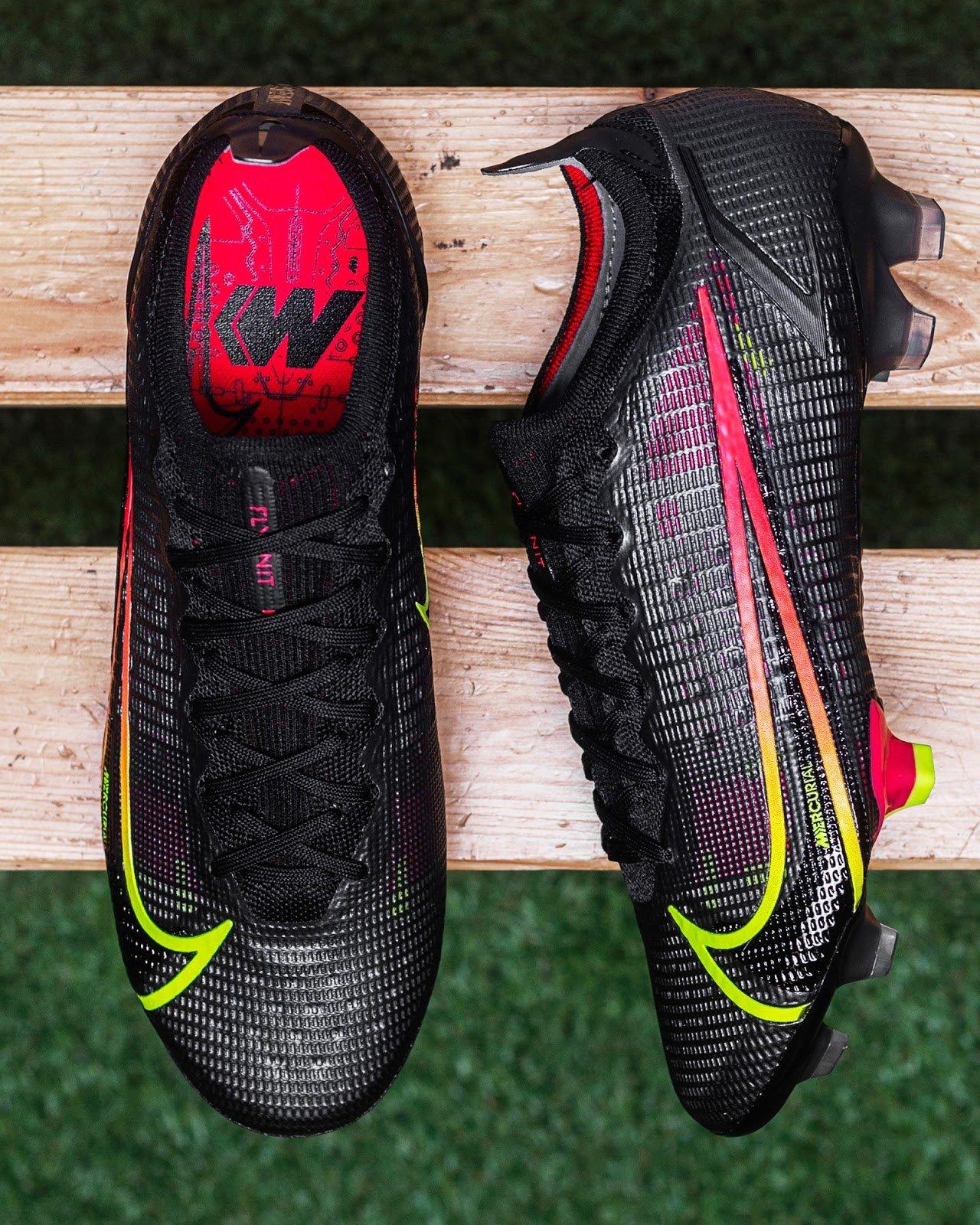 Khám phá phiên bản Nike Mercurial Black & Prism 2021