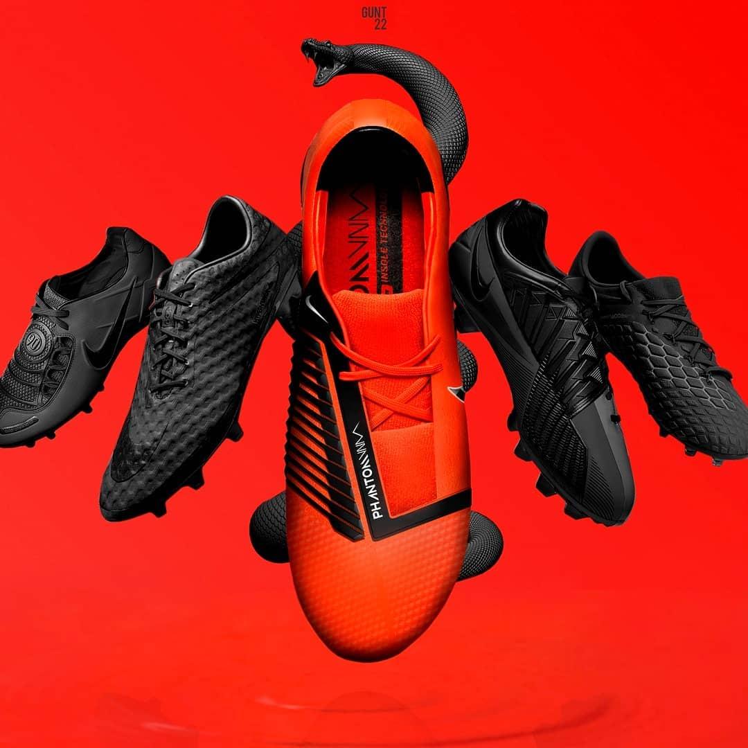 """Giày đá banh chính hãng. Giày đá banh Nike. Nike PhantomVNM """"Game Over"""""""