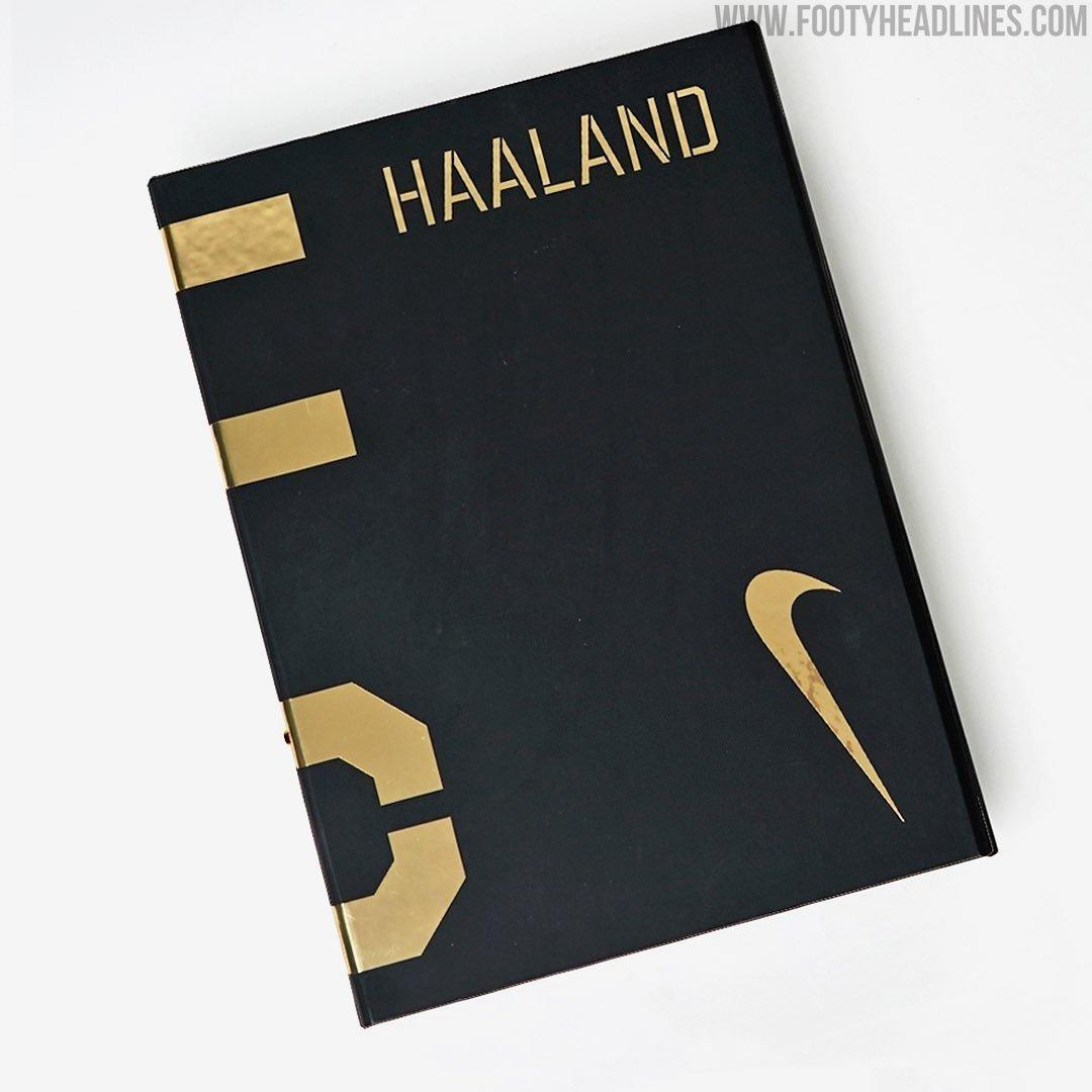 Nike phát hành phiên bản Nike Mercurial Erling Haaland 'Golden Boy 2020'