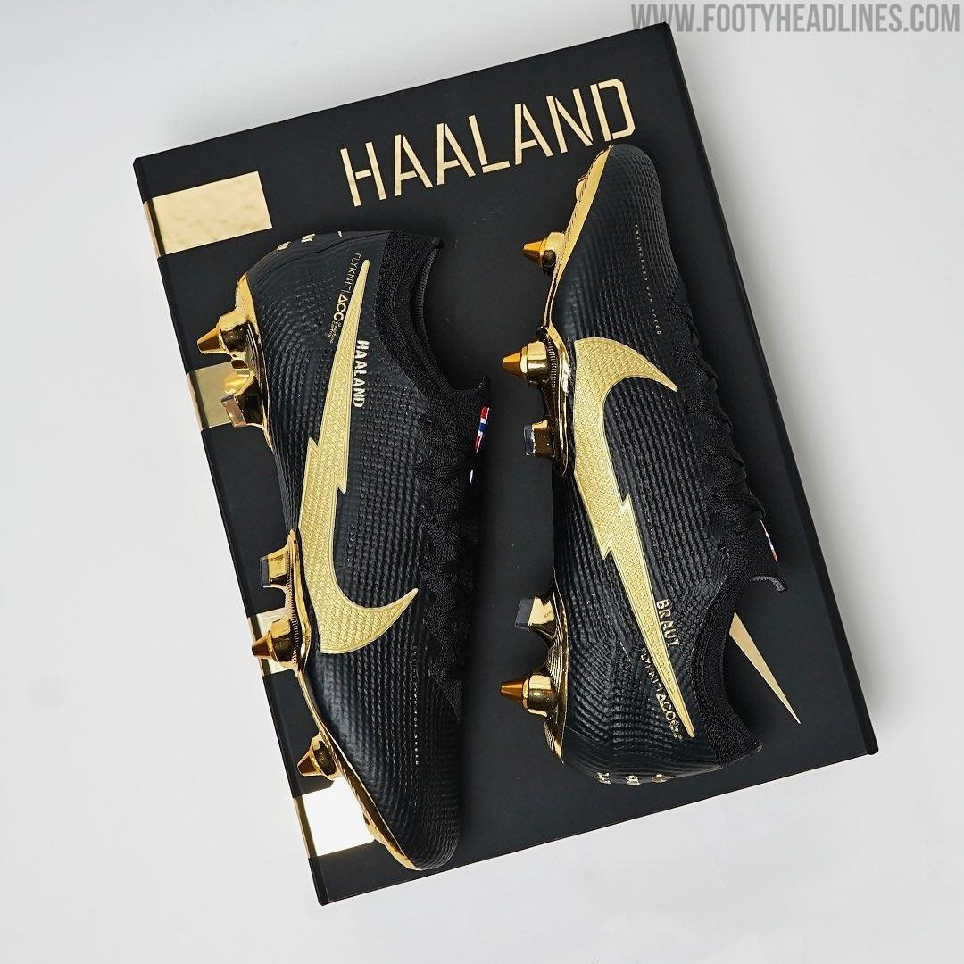 Nike phát hành phiên bản Nike Mercurial Erling Haaland