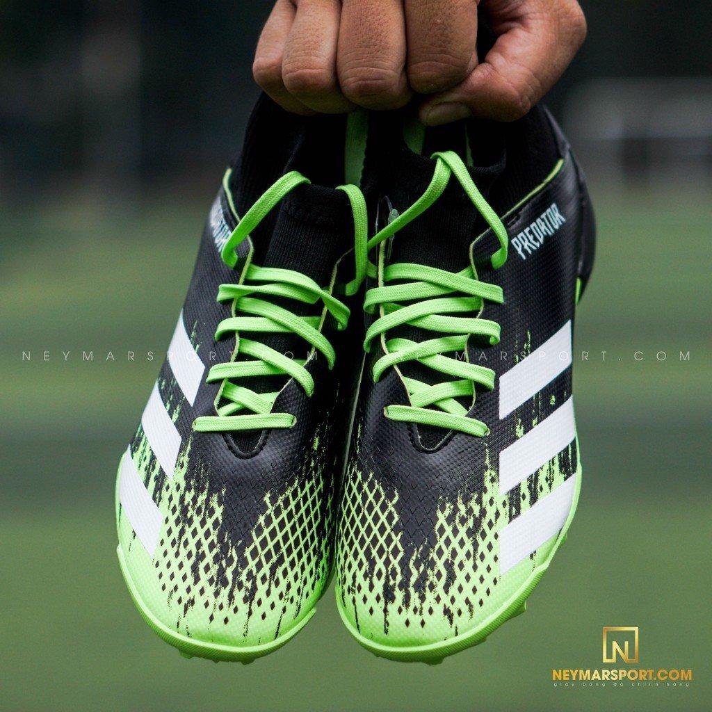 Giày đá bóng trẻ em adidas Predator 20.3 TF Precision To Blur