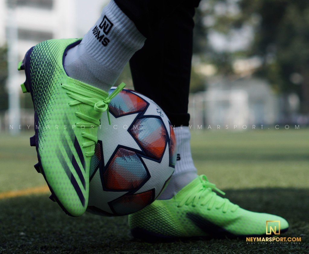 Giày đá bóng Adidas X Ghosted .3 FG/AG Precision To Blur