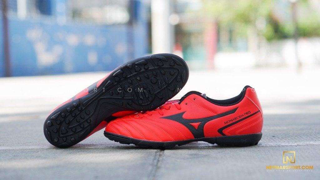 Mizuno Monarcida Neo II Select As TF Red/Black