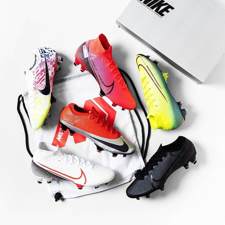 """Phân khúc cao cấp nhất của giày đá bóng Nike thường được gọi là """"Elite"""""""