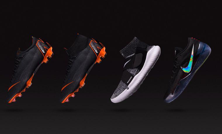 Khám phá công nghệ Flyknit trên giày đá bóng Nike