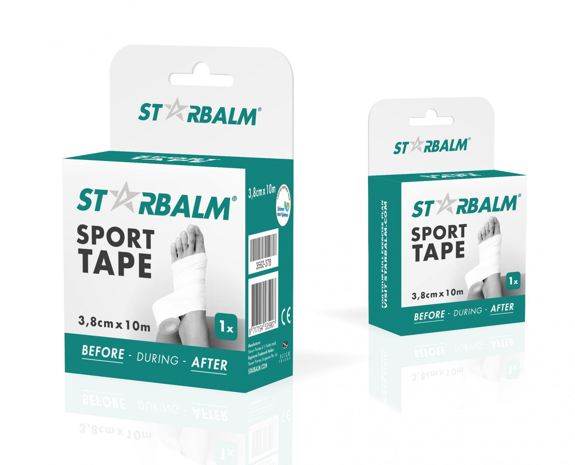 Băng keo thể thao STARBALM Sport Care