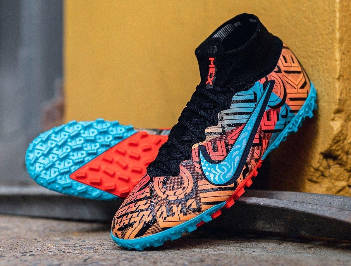 Công nghệ sản xuất giày đá bóng cổ cao