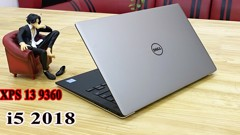 Review Nhanh Laptop Dell XPS 13 9360 i5-8250 FHD