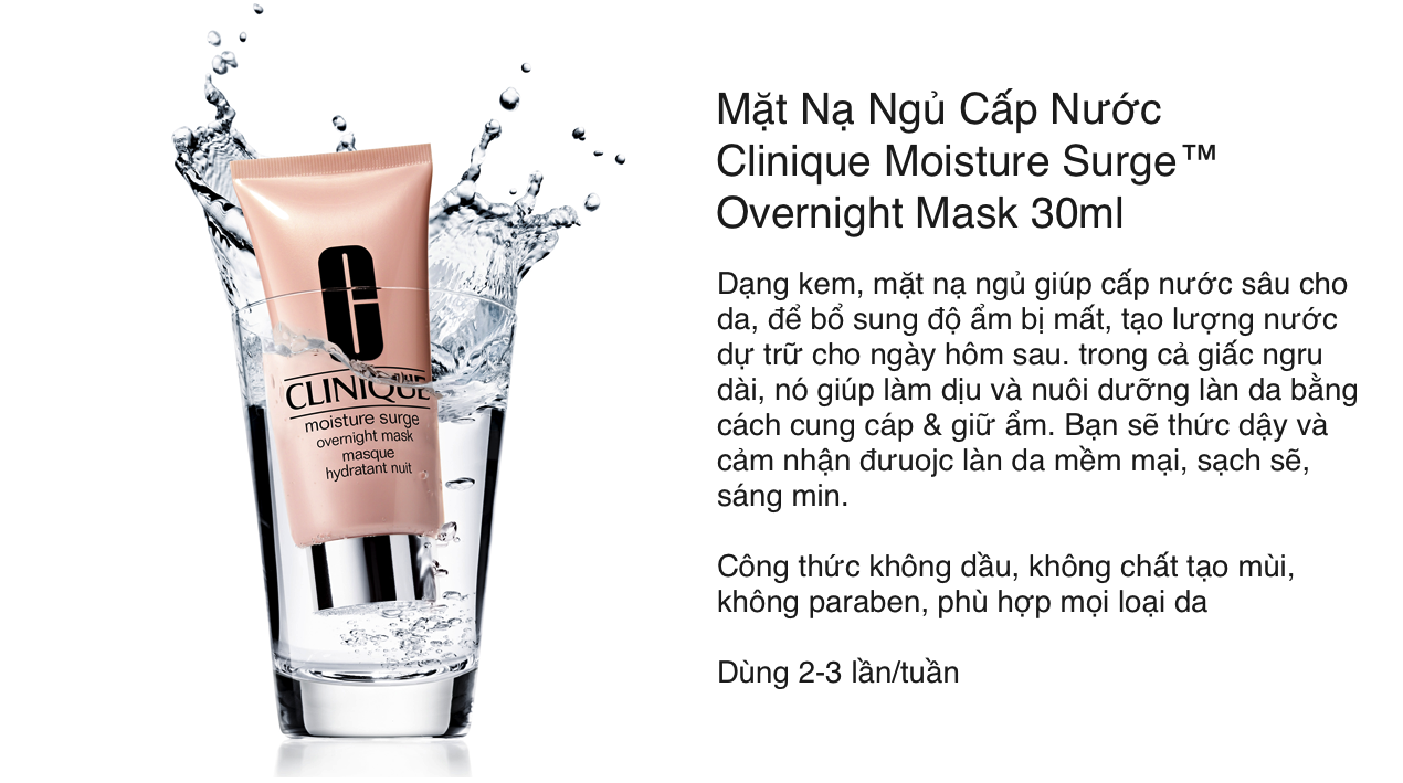 clinique moisture surge overnight mask