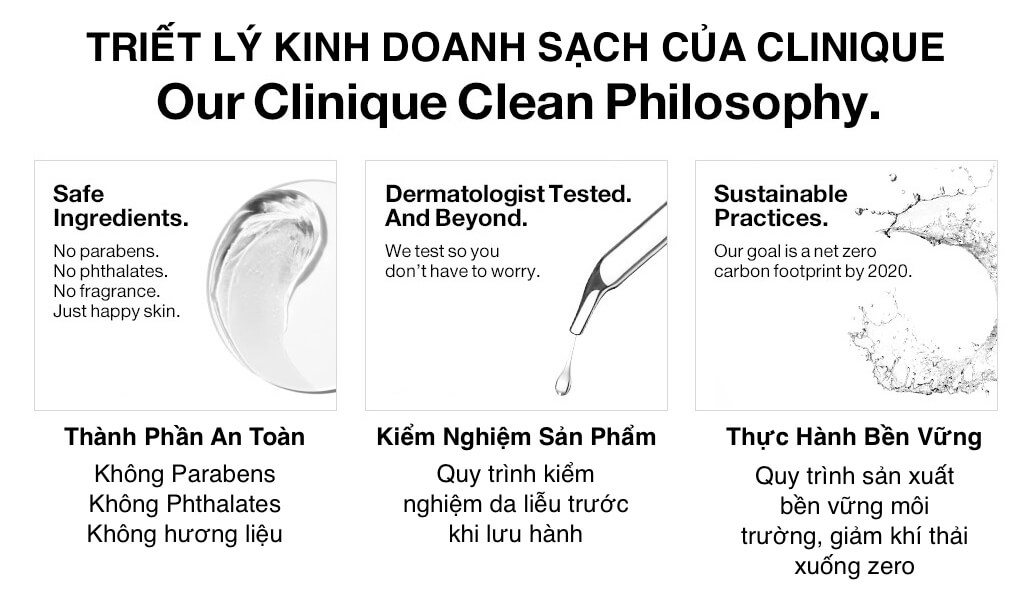 clinique philosophy