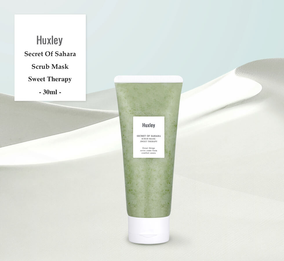 Huxley Secret Of Sahara Scrub Mask Sweet Therapy 30ml