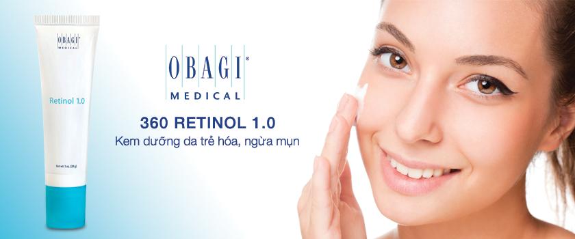 Obagi 360 Retinol 1.0% Cream