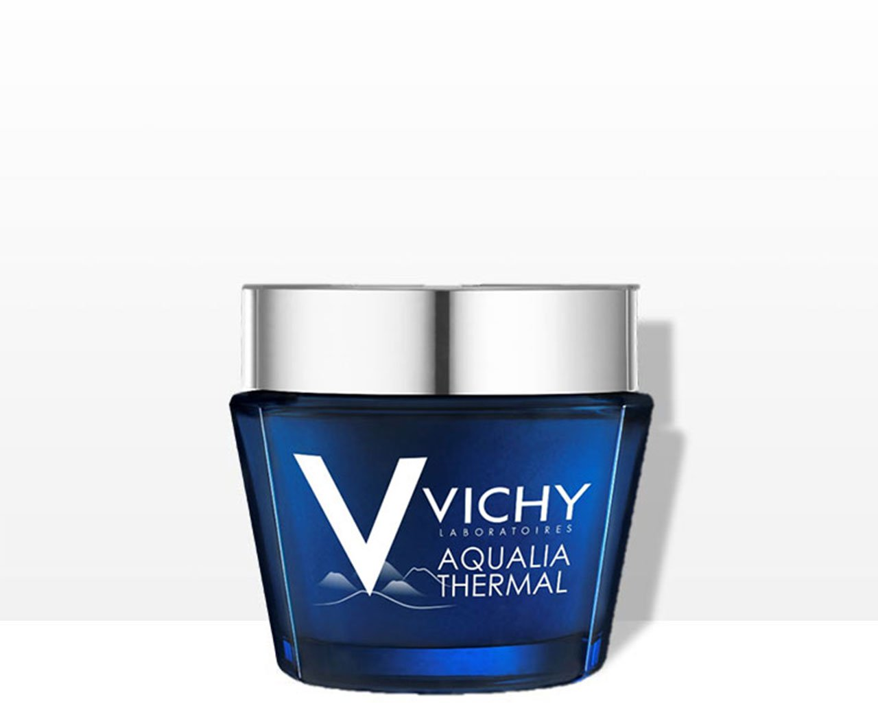 Vichy Aqualia Thermal Night Spa Replenishing Radiance Enhancing Sleeping Mask
