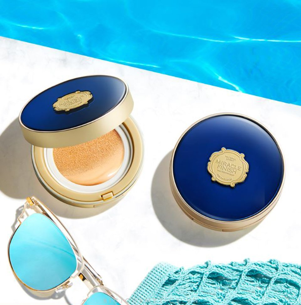 Thefaceshop Miracle Finish Water Proof Cushion