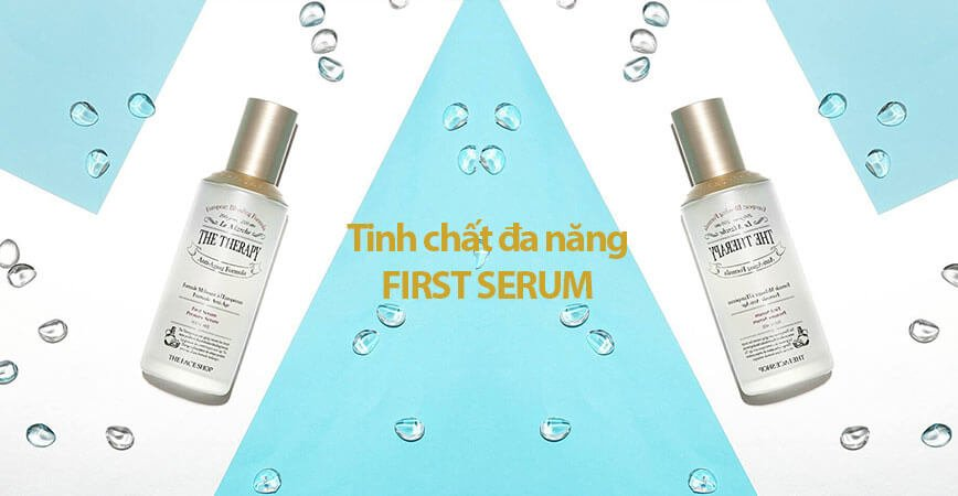 Thefaceshop The Therapy First Serum 130ml
