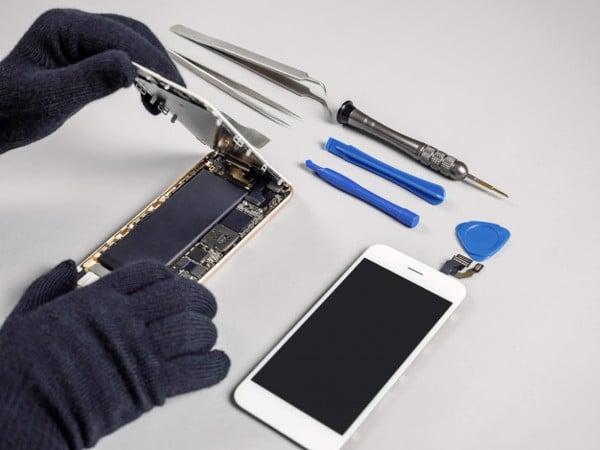 thay pin iphone hải phòng