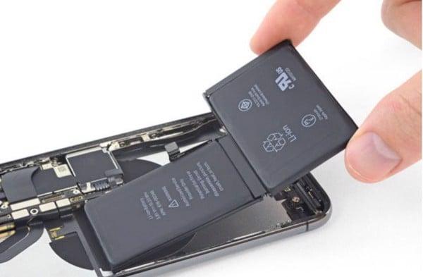 thay pin iphone chính hãng hải phòng