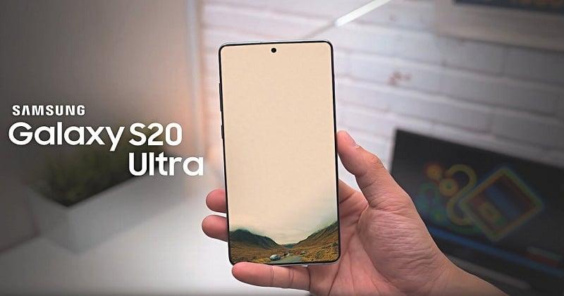 Samsung Galaxy S20 Ultra - Hàng Phân Phối Chính Hãng