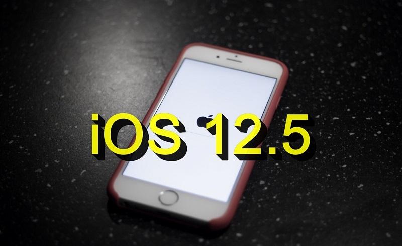 iOS 12.5 được phát hành, người dùng iPhone 5s, iPhone 6 nhanh tay update nào !!!