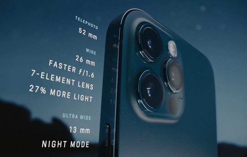 Trang bị cảm biến lớn hơn trên iPhone 12 Pro Max liệu có phải nước đi đúng đắn của Apple? hình ảnh 2