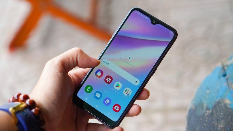 Samsung Galaxy A01 - Phân Phối Chính Hãng