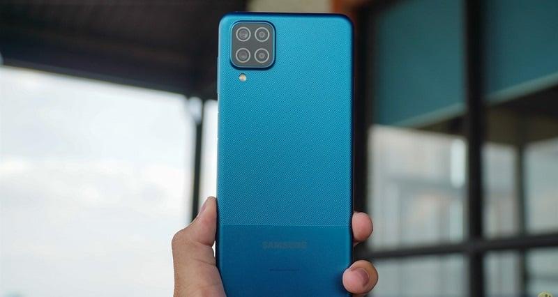 Samsung Galaxy A12 - Phân Phối Chính Hãng