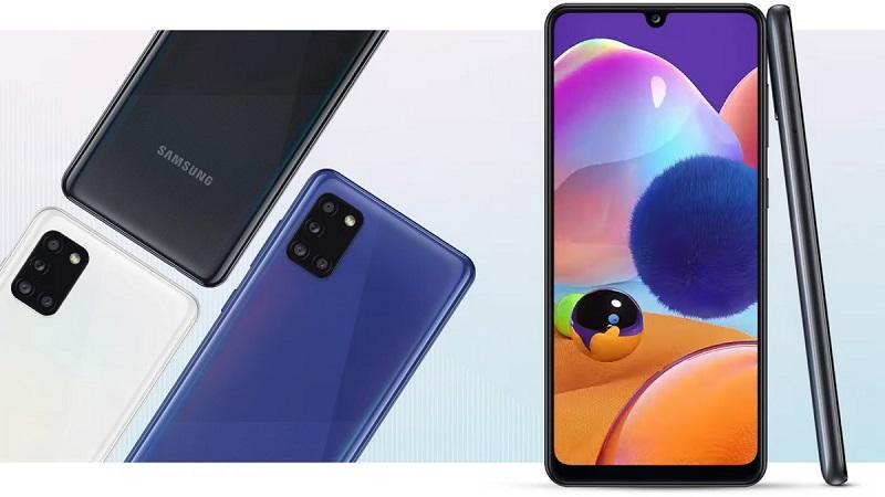 Samsung Galaxy A31 - Hàng Phân Phối Chính Thức