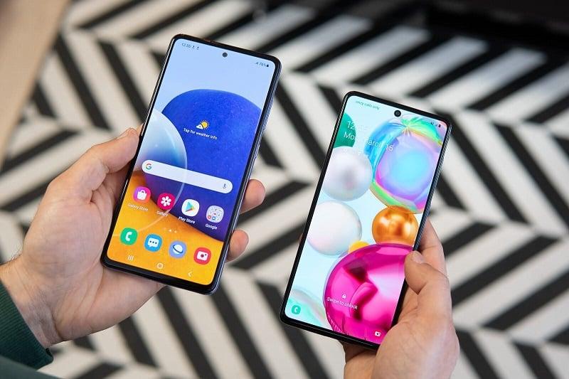Samsung Galaxy A72 - Phân Phối Chính Hãng