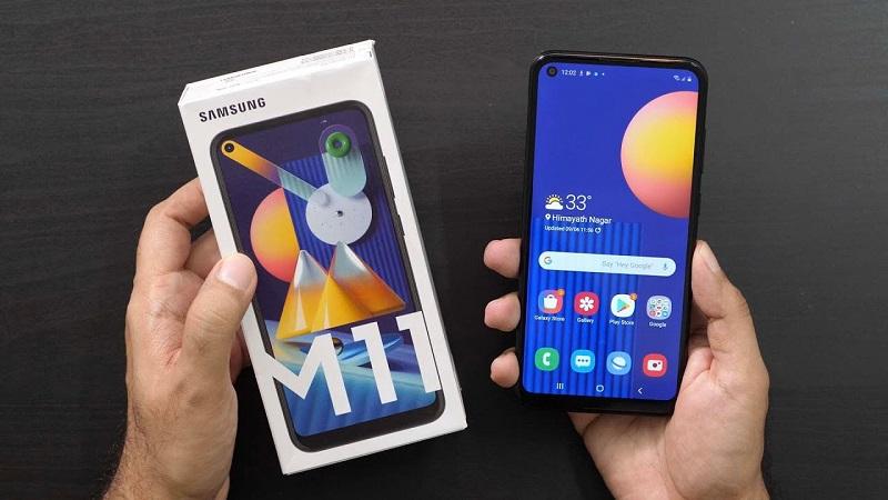 Samsung Galaxy M11 - Phân Phối Chính Hãng
