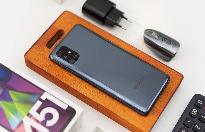 Samsung Galaxy M51 - Phân Phối Chính Hãng