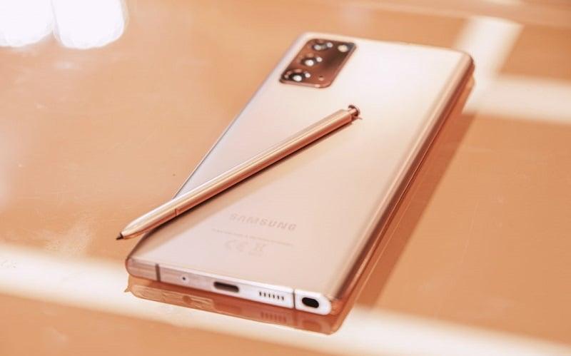 Samsung Galaxy Note 20 - Phân Phối Chính Hãng ( Giá Dự Kiến )