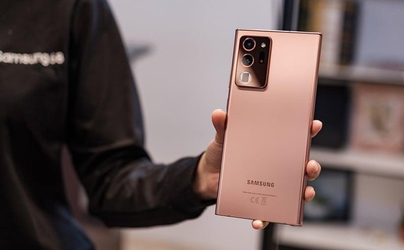 Samsung Galaxy Note 20 Ultra - Phân Phối Chính Hãng ( Giá Dự Kiến )