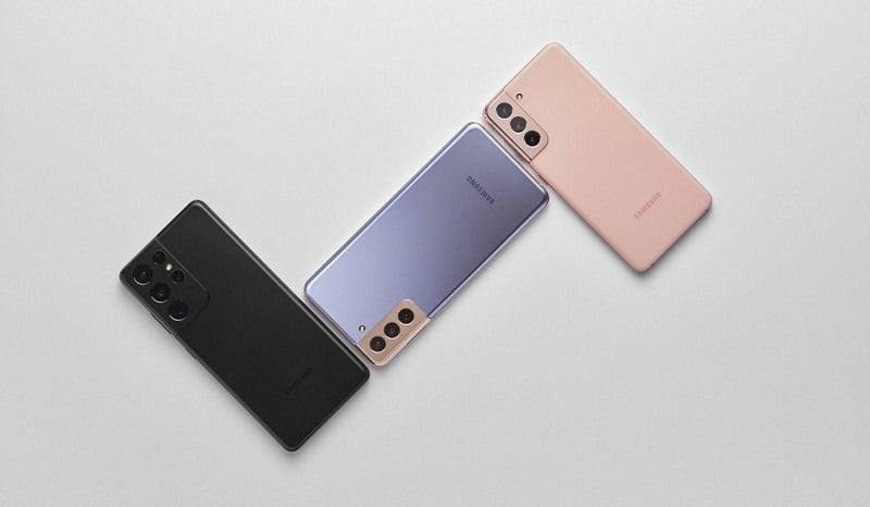 Samsung Galaxy S21 (5G) - Phân Phối Chính Hãng