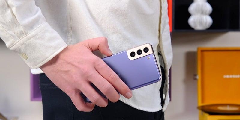 Samsung Galaxy S21 Plus (5G) - Phân Phối Chính Hãng