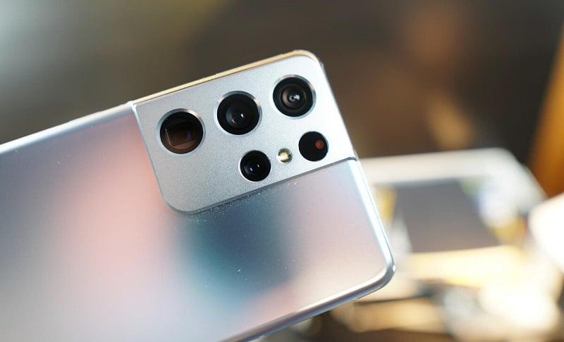Samsung Galaxy S21 Ultra (5G) - Phân Phối Chính Hãng