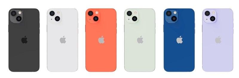 Hé lộ giá bán dự kiến cực sốc của iPhone 13 khi về đến Việt Nam !!! hình ảnh 2