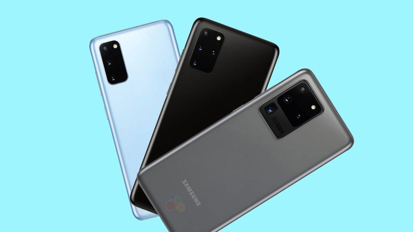 Samsung Galaxy S20 Plus - Hàng Phân Phối Chính Hãng