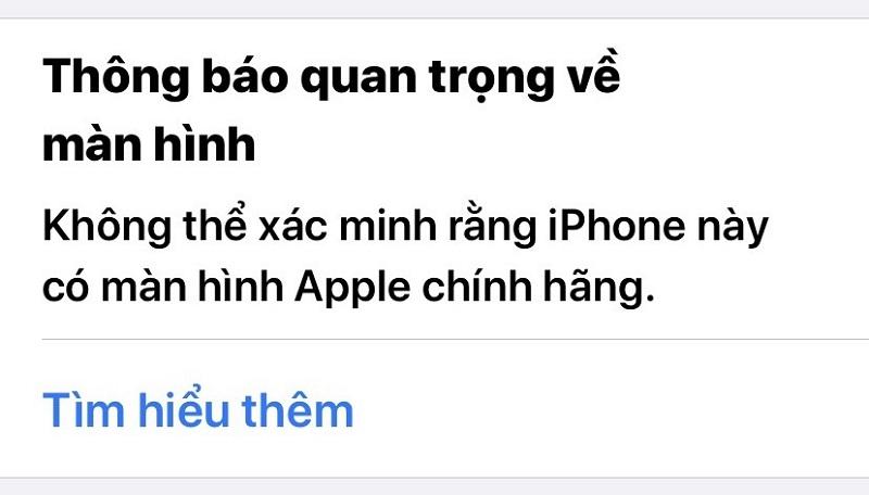 Tin đồn: Phiên bản iOS 14.4 có thể phát hiện iPhone bị thay thế camera !!!