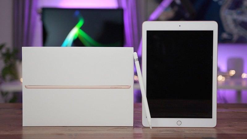 iPad Gen 6 9.7 Inch 4G 32GB - Chính Hãng FullBox