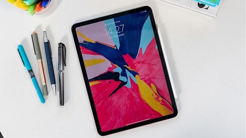 iPad Pro 12.9 inch 128GB 4G ( 2020 ) - Chính Hãng VN/A