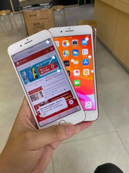 iphone 7 plus 32gb hải phòng