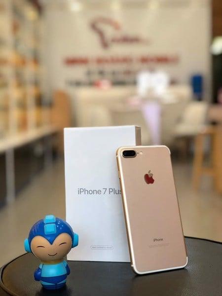 iphone 7 plus cpo tại 551 quán toan hải phòng
