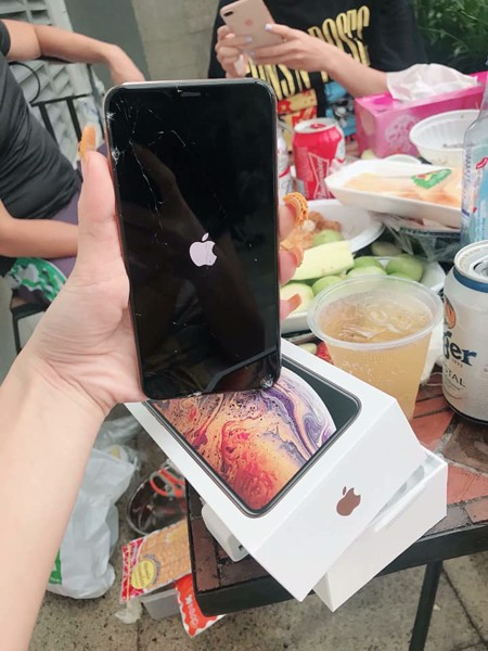 iphone xs max hai phong