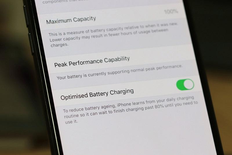Làm cách nào để hạn chế việc sạc pin quá mức trên smartphone? hình ảnh 2