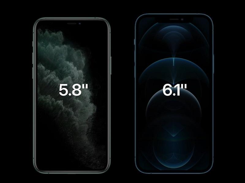 Mua iPhone dịp cận Tết, nên chọn iPhone 11 Pro hay iPhone 12 Pro? hình ảnh 2